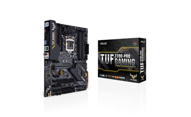 Asus TUF Z390-PRO GAMING  Intel Z390 Motherboard