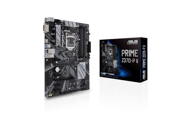 Asus PRIME Z370-P II - Motherboard - ATX - LGA1151 Socket