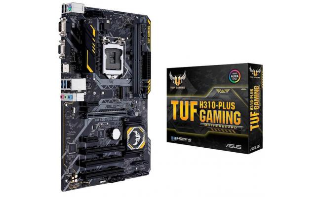 Asus TUF H310-PLUS GAMING ATX Motherboard