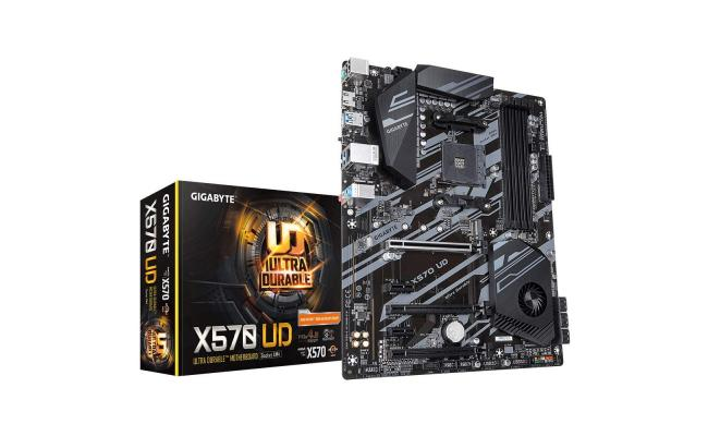 Gigabyte X570 UD AMD Ryzen  AM4 ATX Gaming Motherboard