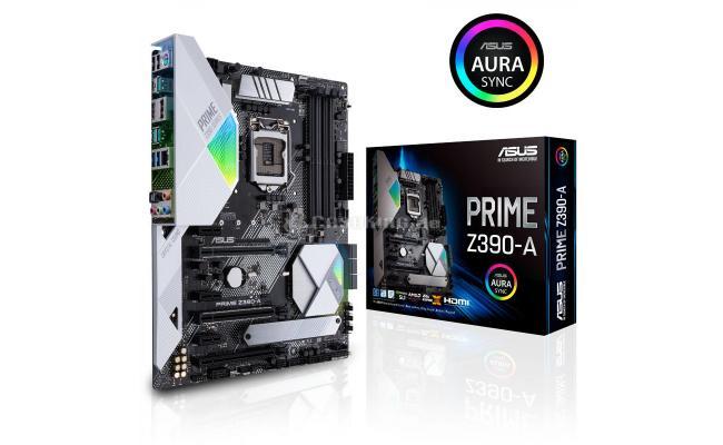 ASUS Prime Z390-A LGA 1151 ATX Motherboard