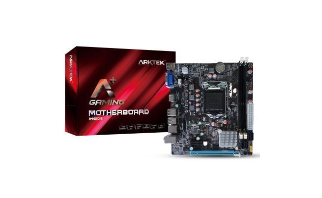 Arktek Intel H61 Motherboard