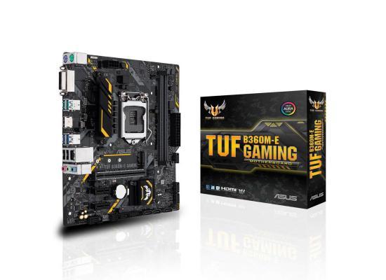 Asus TUF B360M-E GAMING - Motherboard - microATX - LGA1151 Socket