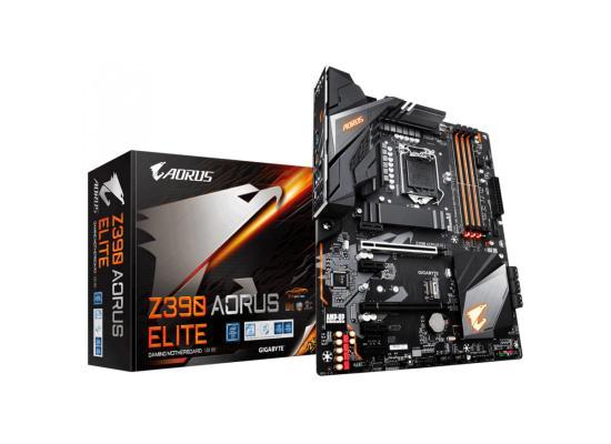 GIGABYTE Z390 AORUS ELITE RGB Fusion Intel Z390 Motherboard