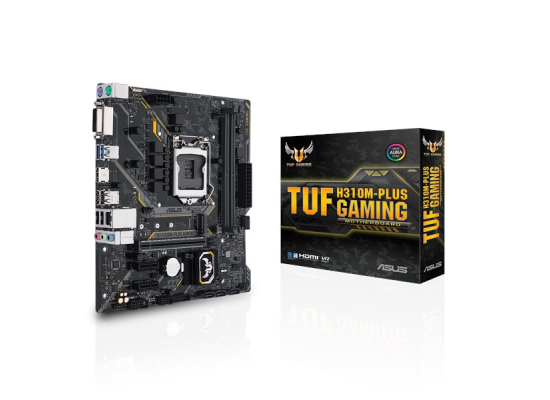 Asus TUF H310M-PLUS GAMING MicroATX Motherboard