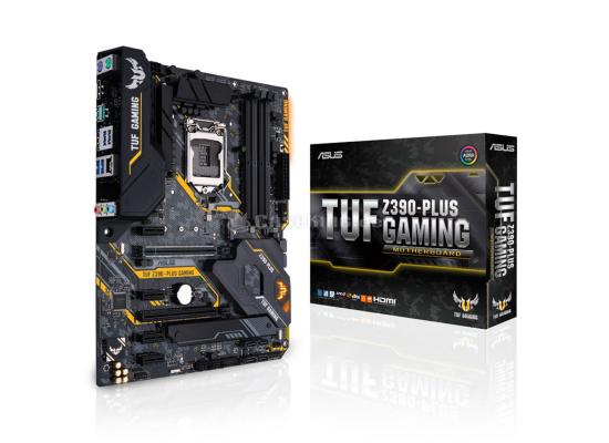 Asus TUF Z390M-PLUS GAMING (WI-FI) Intel Z390 Motherboard