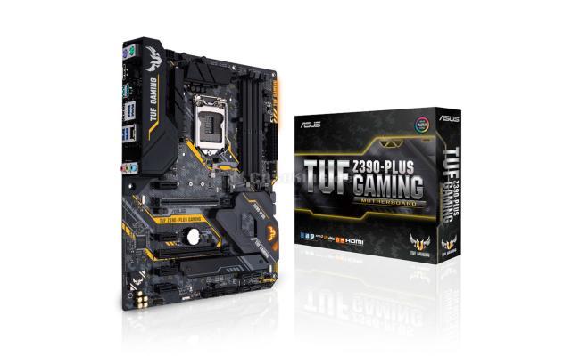 Asus TUF Z390-PLUS GAMING Intel Z390 Motherboard