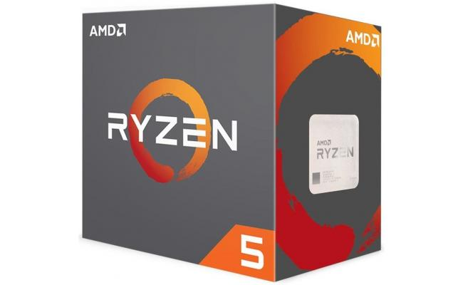 AMD Ryzen™ 5 2600 6-Core ,12 Threads Up to 3.9 GHz