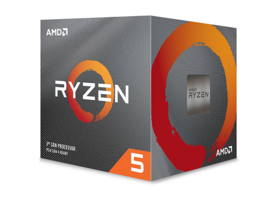 AMD Ryzen™ 5 3500 6-Cores Up to 4.1GHz