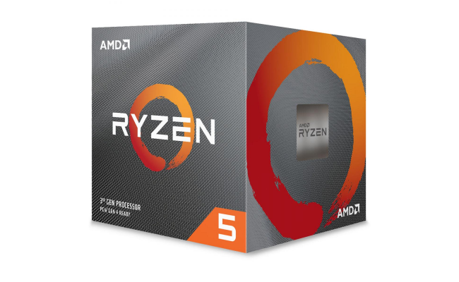 AMD Ryzen™ 5 3500X 6-Cores Up to 4.1GHz
