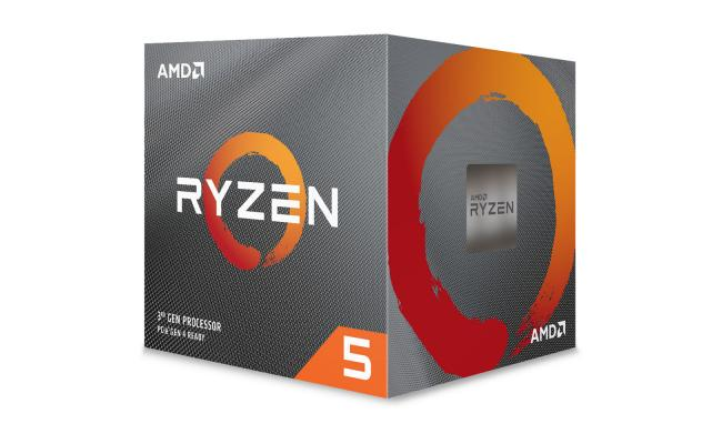 AMD Ryzen™ 5 3600X 6-Cores Up to 4.4GHz
