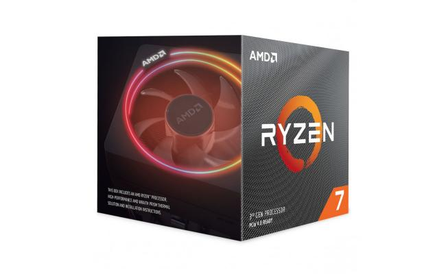 AMD Ryzen™ 7 3800X 8-Cores Up to 4.5GHz