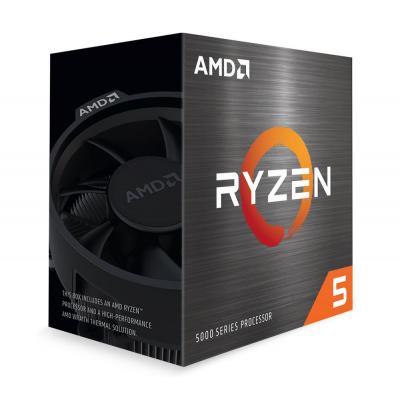 AMD Ryzen 5 5600X Up to 4.6 GHz 6 Core AM4 Processor