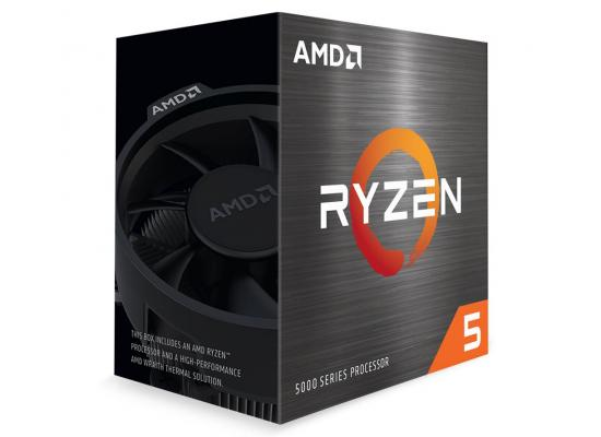 AMD Ryzen 5 5600X Up to 4.6 GHz 6 Core AM4 Processor