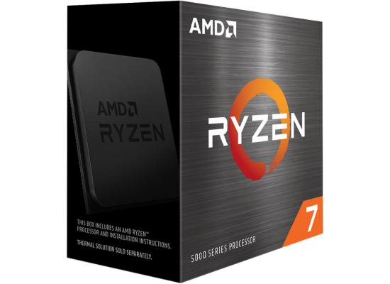 AMD Ryzen 7 5800X Up to 4.7 GHz 8 Core 16 Threads AM4 Processor
