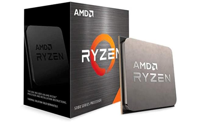 AMD RYZEN 9 5950X Up to 4.9 GHz 16 Core 32 thread AM4 Processor