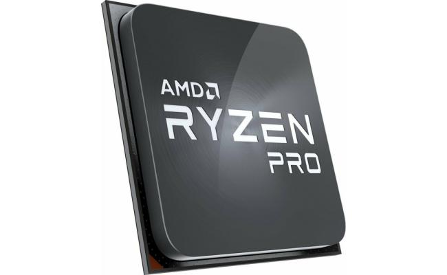 AMD Ryzen 5 PRO 4650G Processor 7nm 3.7Ghz 6 cores 12 Threads Processor