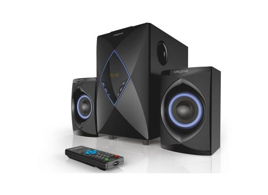 Creative SBS E2800 2.1 High Performance Speakers System (Black)