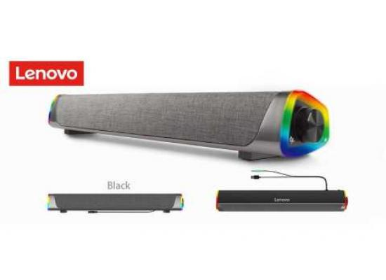 Lenovo L101 Wired Desktop Speaker RGB Light Soundbar