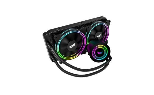 Aigo DarkFlash Symphony TR-240 ARGB LED 240mm AIO Liquid Cooler