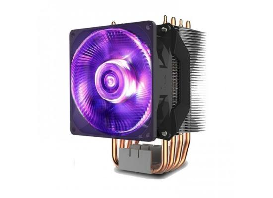Cooler Master HYPER H410R RGB WITH RGB LED PWM FAN  CPU air Cooler