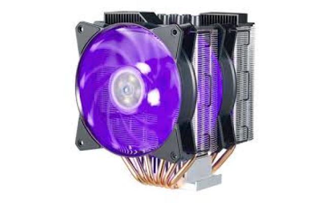 Cooler Master MASTERAIR MA620P WITH RGB CONTROLLER  CPU AIR Cooler