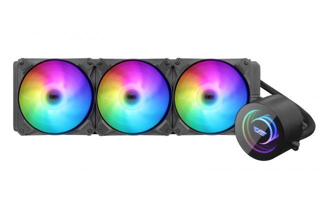 Aigo DarkFlash Twister DX360 ARGB LED 360mm AIO Liquid Cooler