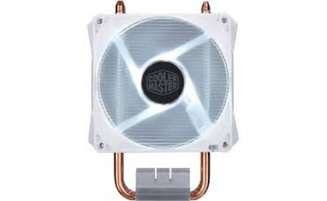 Cooler Master HYPER H410R WHITE EDITION LED CPU air Cooler