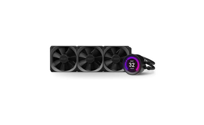 NZXT Kraken Z73 360mm All-In-One RGB CPU Liquid Cooler