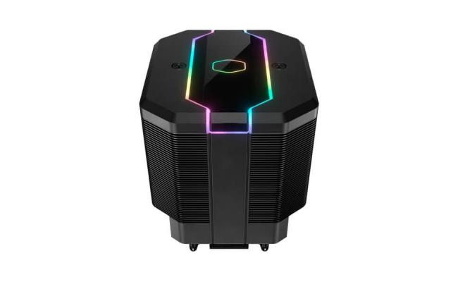 Cooler Master MASTER AIR MA620M 6-heat pipes ARGB with controller CPU air Cooler