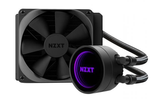 NZXT Kraken M22 120mm All-In-One RGB CPU Liquid Cooler
