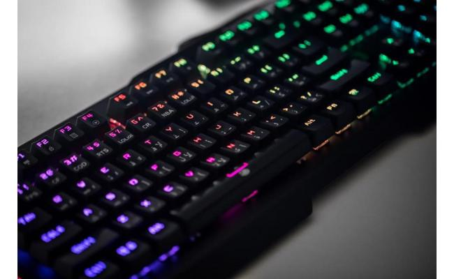 DYNO T57 RGB Mechanical Gaming Keyboard IP68 Waterproof