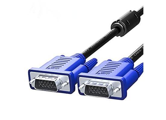 Samsung Original VGA (Male to Male) Cable 1.5m