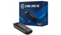 Elgato Cam Link 4K  Capture Device , Broadcast Live, Record via DSLR, Camcorder, or Action Cam, 1080p60 or 4K at 30 FPS, Compact HDMI , USB 3.0