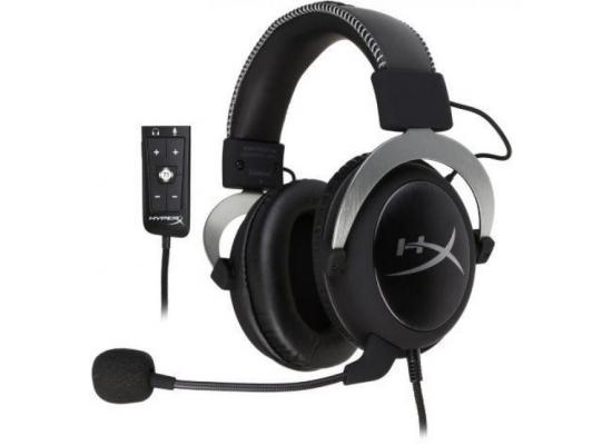HyperX Cloud II - 7.1 Surround Sound Gaming Headset - Gun Metal Version