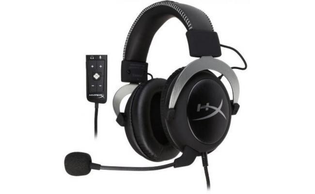 HyperX Cloud II - 7.1 Surround Sound Gaming Headset - Gun Metal Version