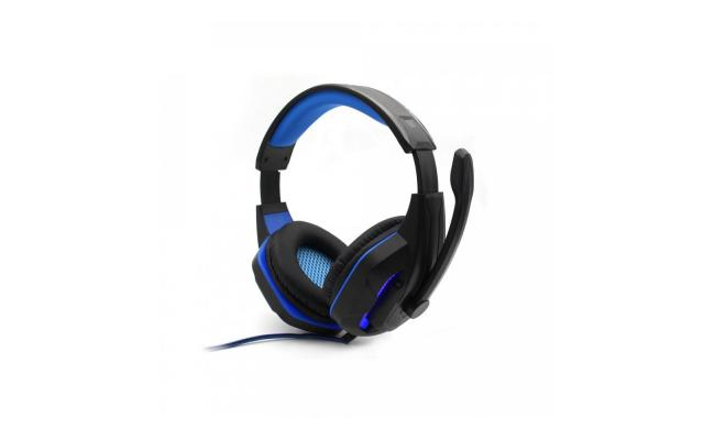 KOMC M203 Stereo 3.5mm Wired HeadSet PS4 PC Xbox One