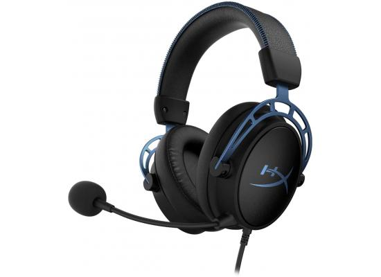 HyperX Cloud Alpha S - 7.1 Virtual Surround Gaming Headset  - Blue