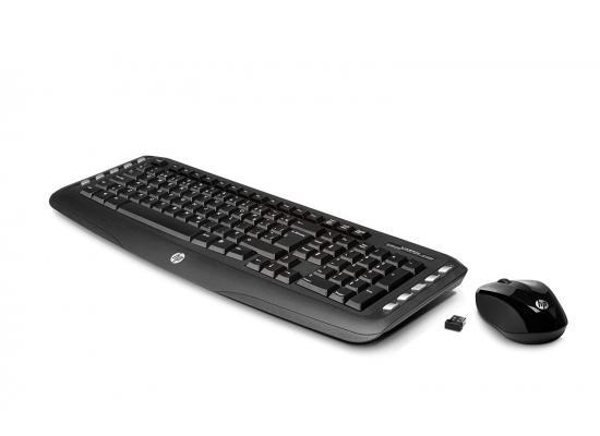 HP Wireless Classic Desktop Keyboard and Mouse