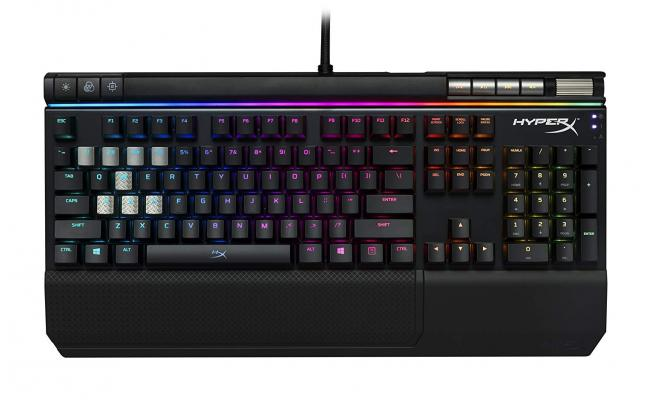 HyperX Alloy Elite RGB - Mechanical Gaming Keyboard