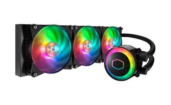 Cooler Master MASTERLIQUID ML360R RGB CPU Liquid Cooler