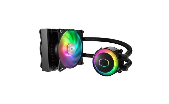 Cooler Master MASTERLIQUID ML120R RGB CPU Liquid Cooler