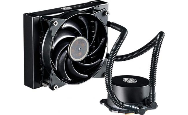 Cooler Master MasterLiquid Lite 120 CPU Liquid Cooler