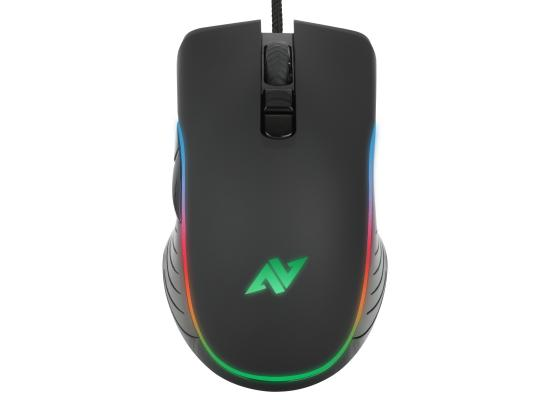 ABKONCORE AM6 RGB 3200 DPI - GAMING MOUSE
