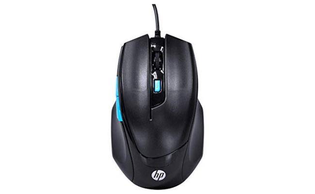 HP M150 1000/1600 DPI Infrared Optical USB Wired Gaming  - Mouse