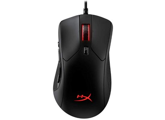 HyperX Pulsefire Raid – 16,000 DPI Gaming Mouse, 11 Programmable Buttons, RGB, Ergonomic Design, Comfortable Side Grips
