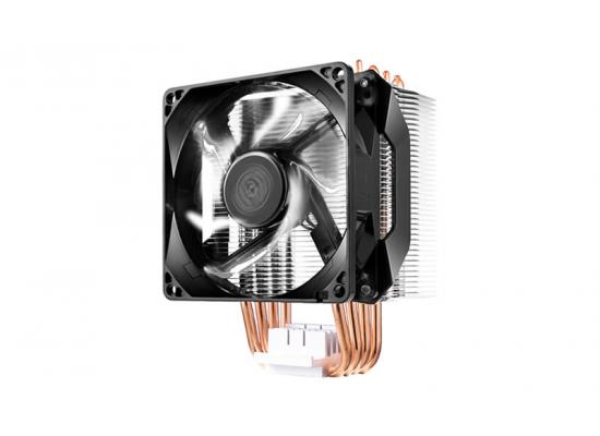 Cooler Master HYPER  H411R with 92mm Red LED CPU Liquid Cooler