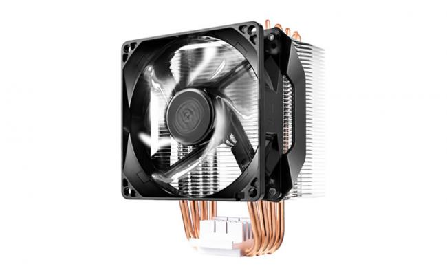 Cooler Master HYPER  H411R with 92mm Red LED CPU air Cooler