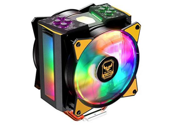 Cooler Master MasterAir MA410M TUF Gaming Edition RGB CPU air Cooler