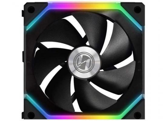 Lian Li UNI Fan SL120 x1 Pack Black- (ARGB 120mm LED PWM Daisy-Chain) - Sinle Fan